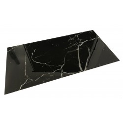 GRES AINARA BLACK 60X120 cm